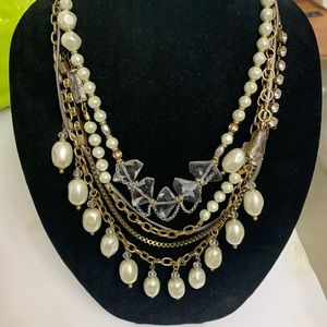 Silpada KR Collection Practical Pearls Necklaces